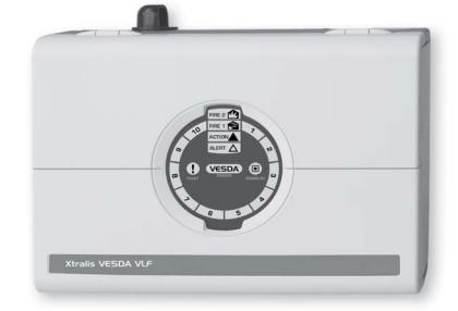 威士达 VLF-250小型探测器