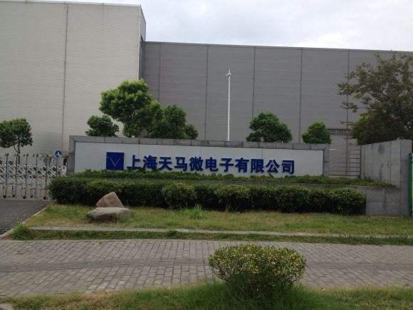 上海天马微电子
